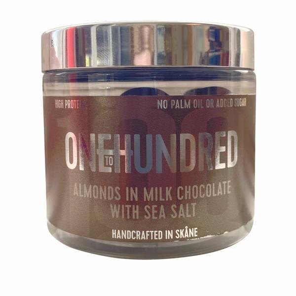 Bilde av Protein Almond 6x100g, Milk Chocolate/Sea Salt
