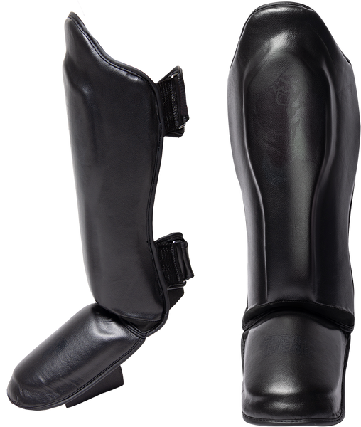 Bilde av Mosby Shin Guards - Black