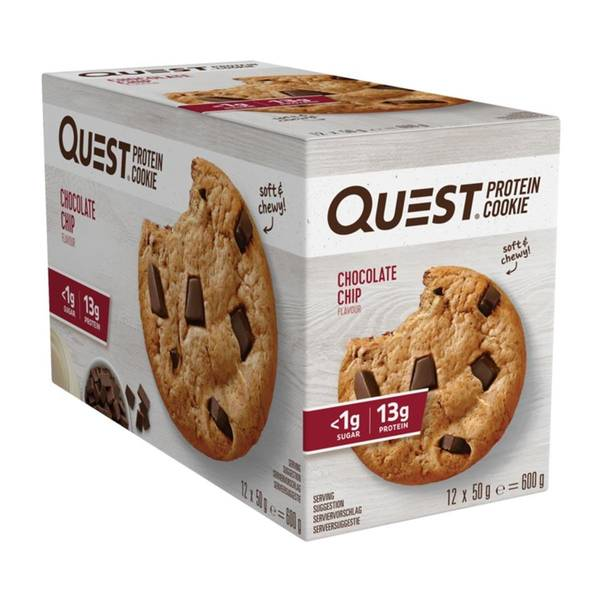 Bilde av Quest Protein Cookie, 12x50g