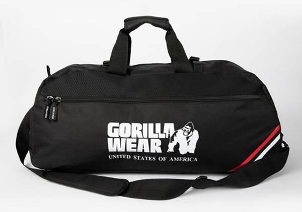 Bilde av Norris hybrid Gym Bag/Backpack, Black