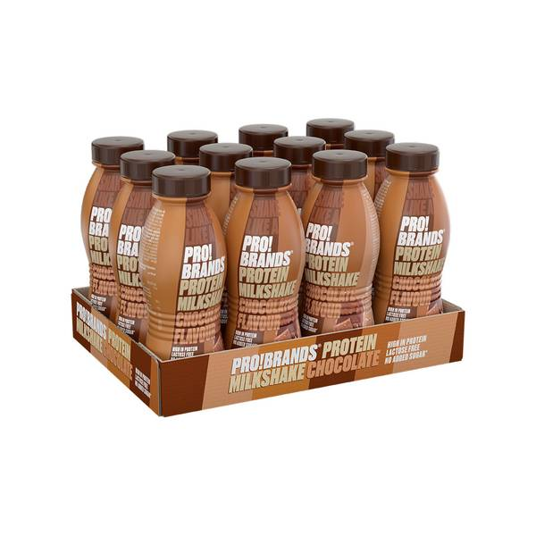 Bilde av Protein Milkshake, 310mlx8stk, Chocolate