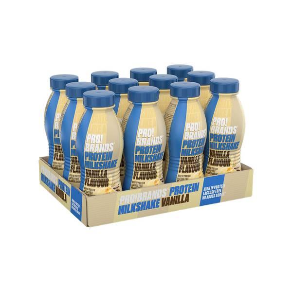 Bilde av Protein Milkshake, 310mlx8stk,Vanilla