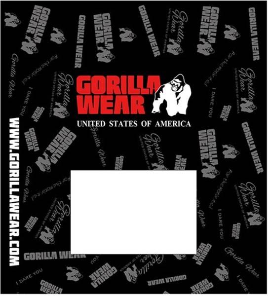 Bilde av Plastic Mailingbags, Small, 400/1box, Gorilla Wear