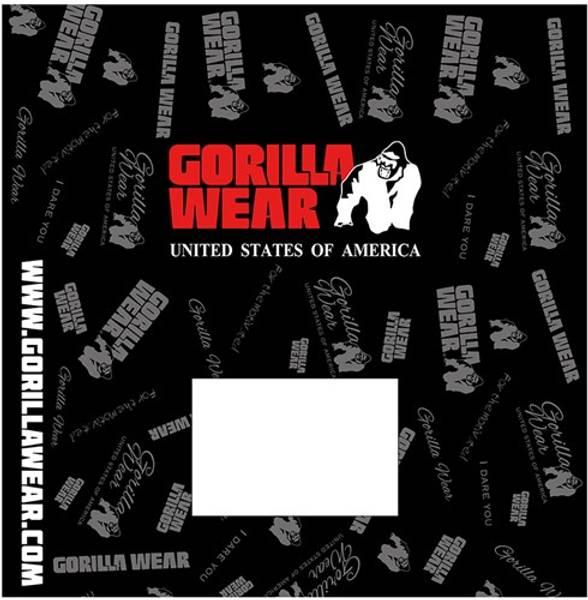 Bilde av Plastic Mailingbags, Large, 300/1box, Gorilla Wear