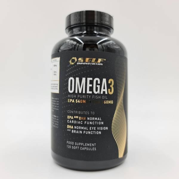 Bilde av Omega 3 Fish Oil - 120 kapsler