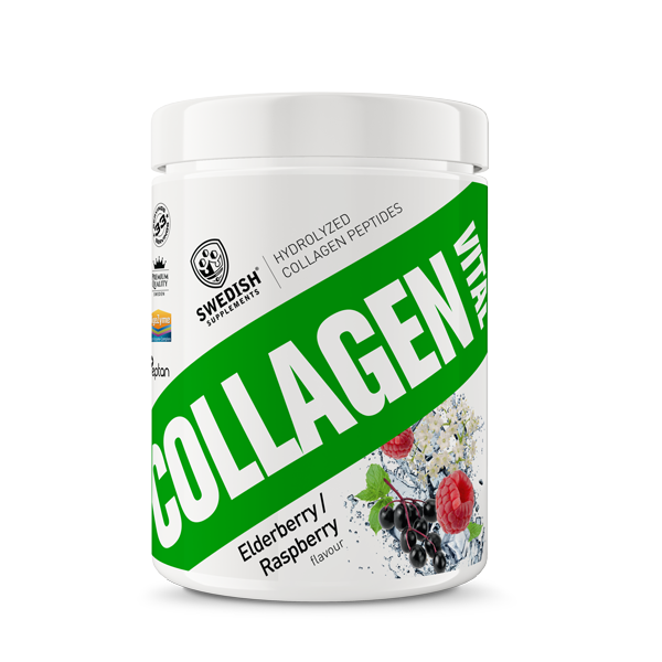 Bilde av Collagen Vital, 400g, Elderberry/Raspberry