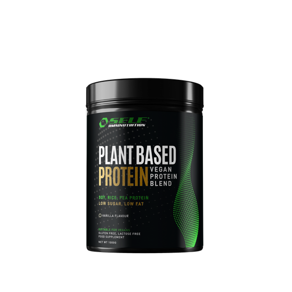 Bilde av Plant Based Protein, (laktosefri/glutenfri), Vanilla
