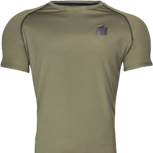Bilde av Performance T-Shirt - Army Green