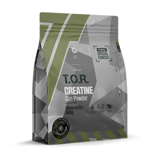 Bilde av T.O.R. Creatine Gun Powder - 600g - Fruit Punch