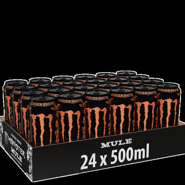 Bilde av Monster Mule 500ml x 24stk - Ginger Brew