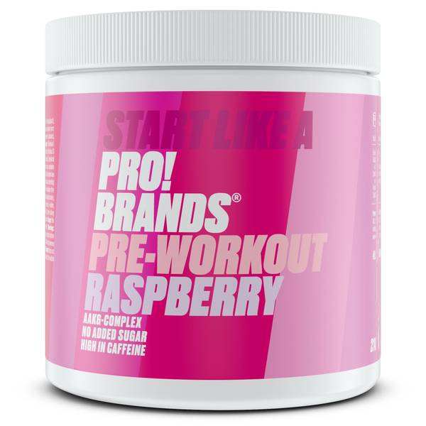 Bilde av Pure PRE Workout, 210g, Raspberry