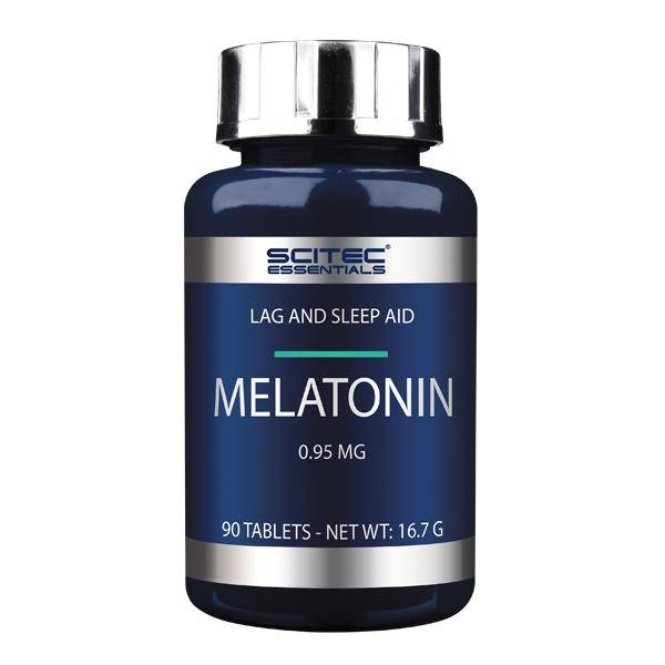 Bilde av Melatonin 0,95mg - 90 tab