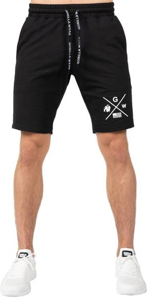 Bilde av Cisco Shorts - Black/White