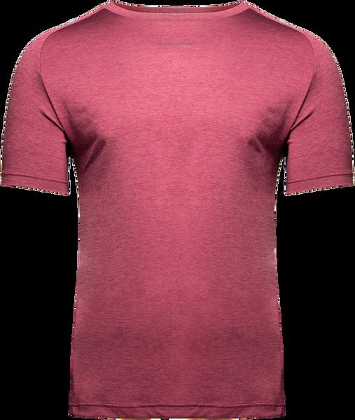 Bilde av Taos T-shirt - Burgundy Red