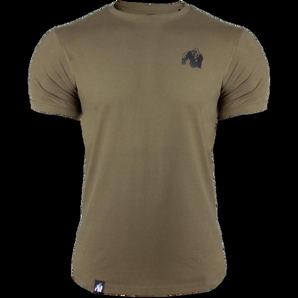Bilde av Detroit T-shirt - Army green