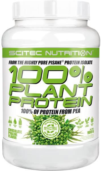 Bilde av 100% Plant Protein (erteprotein) - Vanilla Banana - 900g