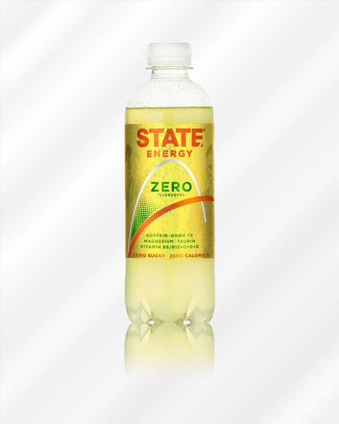 Bilde av STATE Energy 0,4L x 12stk ZERO