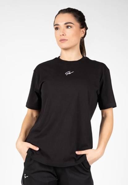 Bilde av Bixby Oversized T-shirt, Black