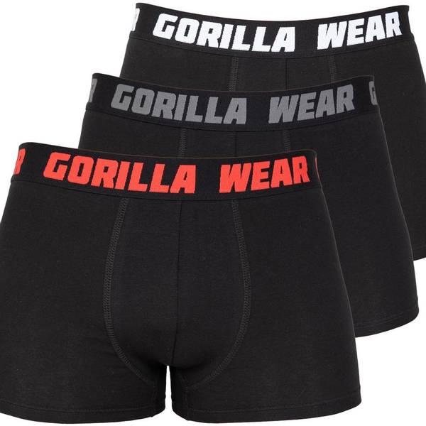 Bilde av Gorilla Wear Boxershorts - 3-pack