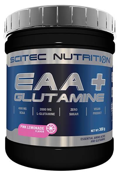 Bilde av EAA + Glutamine - 300g - Pink Lemonade