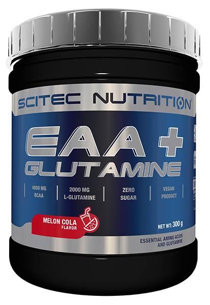 Bilde av EAA + Glutamine - 300g - Melon Cola