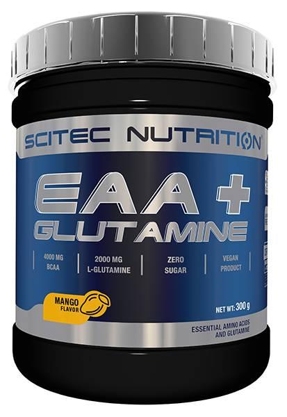 Bilde av EAA + Glutamine - 300g - Mango