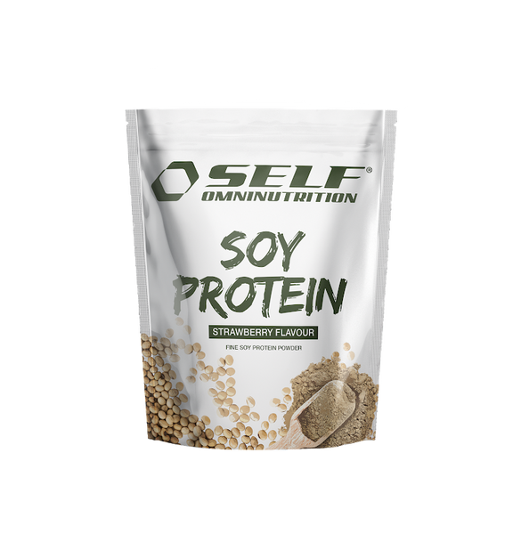 Bilde av Soy Protein, 1kg ZIP, Strawberry