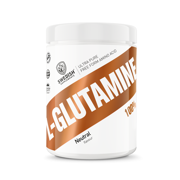 Bilde av L-Glutamine 100%, 400g