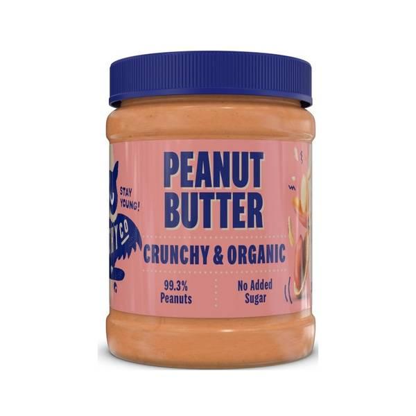 Bilde av ECO Peanutbutter Crunchy 350g x 12stk