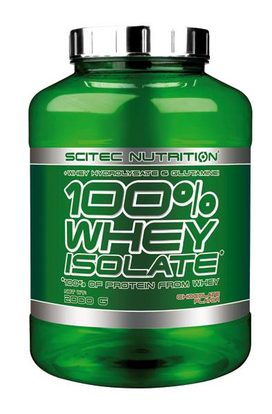 Bilde av 100% Whey Isolate - 2000g