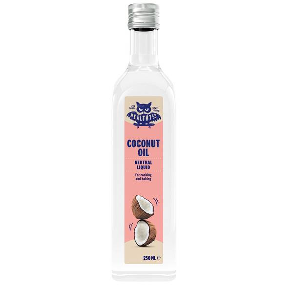 Bilde av Eco Liquid Coconut Oil, neutral, 6x250ml