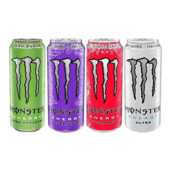 Bilde av Monster Ultra 500ml x 24stk