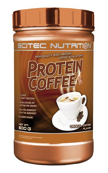Bilde av Protein Coffee (sugarfree) - 600g