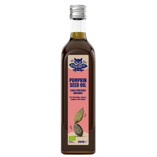 Bilde av Eco Pumpkin Seed Oil, coldpressed, 6x250ml