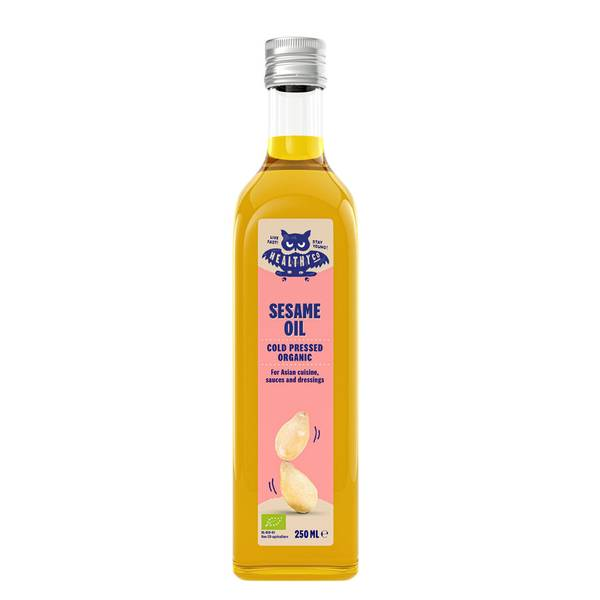Bilde av Eco Sesame Oil, coldpressed, 6x250ml