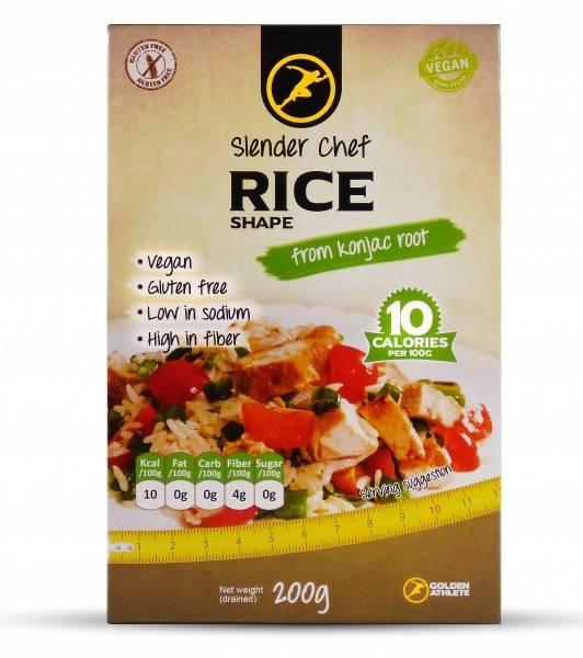 Bilde av Rice Shape / 20 pakker x 200g