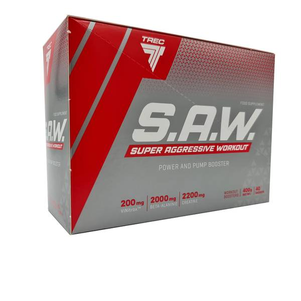 Bilde av S.A.W. 10g Box (40stk x 10 g)