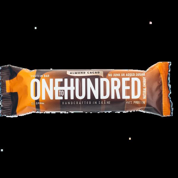 Bilde av Protein bars 12x55g, Almond/Cacao