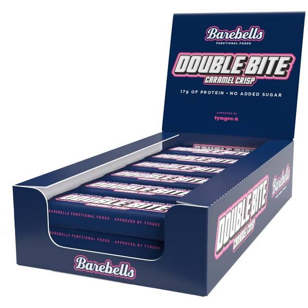 Bilde av Barebells Double Bite - 12x55g