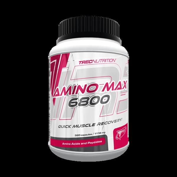 Bilde av Amino max 6800 - 320 kapsler