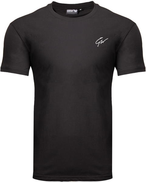 Bilde av Johnson T-shirt - Black