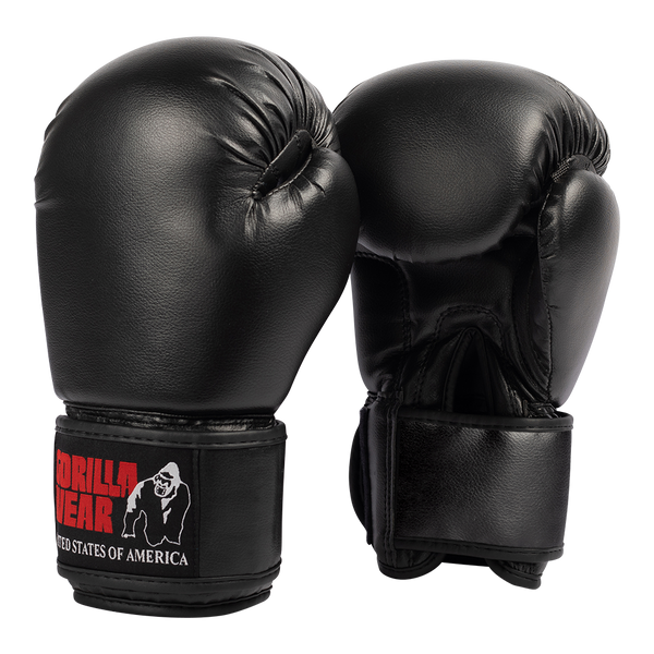 Bilde av Mosby Boxing Gloves - Black