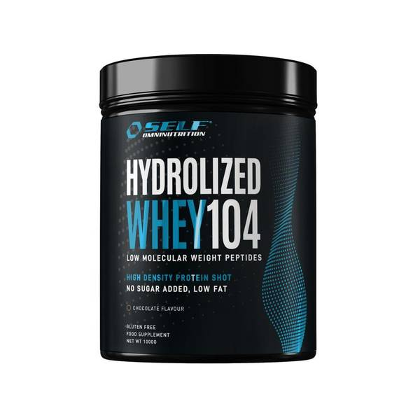 Bilde av Hydrolyzed Whey 104 - 1000g  (BF: 19.02.21)