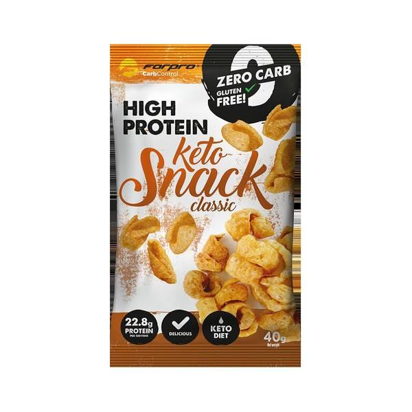Bilde av High Protein KETO Snack 40g, Classic