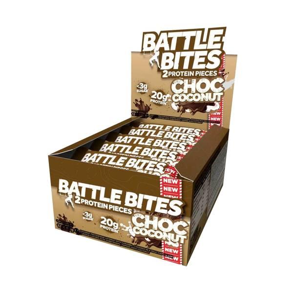 Bilde av Battle Bites, 12stk x 62g