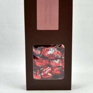 Bilde av Fylt Sjokolade med jordbær