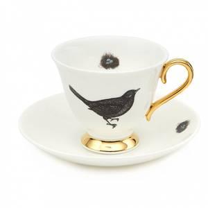 Bilde av Tekopp/kaffekopp Bird with nest