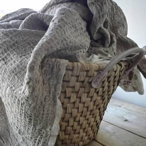 Bilde av Rustikk håndkle i Lin