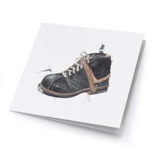 Bilde av små kunstkort med beksømsko