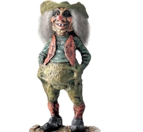 Image of Troll  Vagabond (Troll # 207)